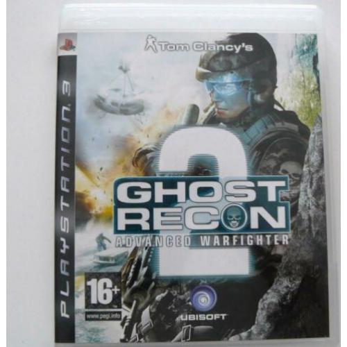 PS3 Ghost Recon Avanced Warfigther ~ Game