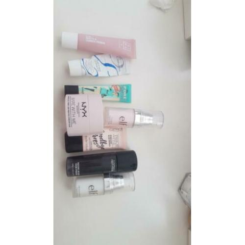 Make-up primers